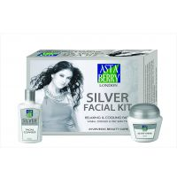 Astaberry Silver Facial Kit- Set Of 5