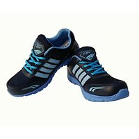 Lzr Sports Shoes For Men(Navy Blue::Sky Blue)