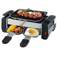 Compact Electric Barbecue Grill And Tandoor - Now With Frying And Roasting Funct - 73398758
