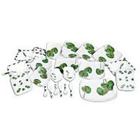 Melamine Dinner Set Square - 73401198