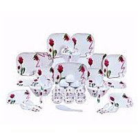 Melamine Dinner Set Square - 73402060