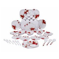 Melamine Dinner Set Square