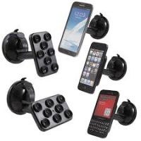 Smart Spider 360 Degree Rotation Suction Cup Holder Stand For Cell Phone Mobile