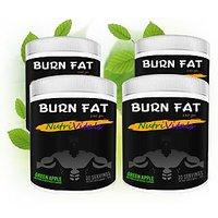 Burn Fat - Fat Burner / Increases Metabolism / Burns Calories - Pack Of 4