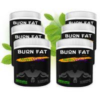Burn Fat - Fat Burner / Increases Metabolism / Burns Calories - Pack Of 6