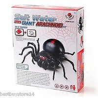 DIY Salt Water Giant Arachnoid Spider Robo Kit Powered With Salt Water Best Gift