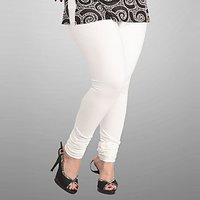 Rupa Softline White Churidar Legging