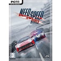 NFS Rivals PC Game [ CRACKED VERSION -= NO CASH ON DELIVERY]