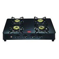 Prestige Glass Top Gas Tables GT 04 AI Gas Stove