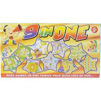9 In One Game Board Game