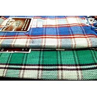 BATH TOWEL--COTTON TOWEL--A Set Of Two South Indian Towels-- Size 30 X 60 - 73586210
