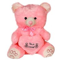 Cute Teddy  Bear With Heart 1 Feet..