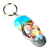 SkyWays Spunky Slipper Key-Chain Set of Two .. !!