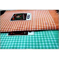 BATH TOWEL--COTTON TOWEL--A Set Of Two South Indian Towels-- Size 30 X 60 - 73594754