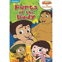 Two Games In One Pack Chhota Bheem Parts Of Body And Cb Manner And Good Habits - 73597504