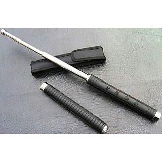Self Defense Police Security Telescopic Folding Stick