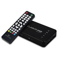 Amkette Flash TV HD Play High-Defination Multimedia Player 1080p