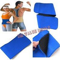 Sports Waist Belt Back Support Waist Trimmer Gym Waist Support - 73611974