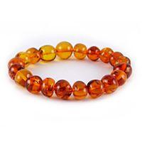 Amber Beads Bracelet