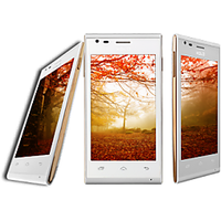 XOLO A550S IPS DUAL SIM 5MP CAM (White) Android Mobile Phone