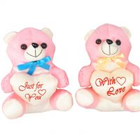 Teddy Bears - Set Of 2 Pieces