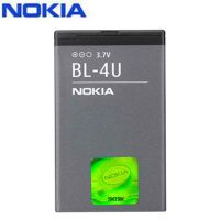 Original Nokia BL-4U Mobile Battery BL4U For C5-03 8800 E66 E75 500 5250 - 73650236