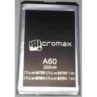 GENUINE MICROMAX A60 Battery-2000 MAh FOR Micromax-A60