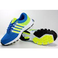 Adibon Running Sport Shoe Royal Blue/FL. Green