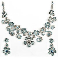 Earring & Necklace Set By Kavyanjali Jewels - 73651802