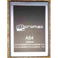 GENUINE MICROMAX A54 Battery-2000 MAh FOR Micromax-A54
