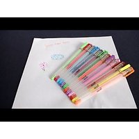 Glitter Gel Pen Pack Of 6