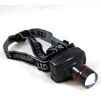 New LED High Power Zoom Headlamp