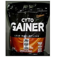 CYTOSPORT CYTO GAINER 12LBS Lean Mass Gainer Choclate And Banana