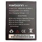 Karbonn a27 battery