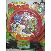 Chota Bheem Beyblade 5D Beyblades Bey Blade Spinning Tops Toy