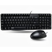 Terabyte Wired Keyboard And Mouse Combo