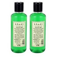 Khadi Neem & Tulsi Body & Face Wash (Twin Pack)