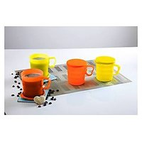 TUPPERWARE CARIBBEAN COFFEE MUGS (350ML) - SET OF 2