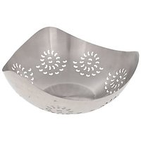 Aakar Kitchen Stainless Steel Fruit Bowl