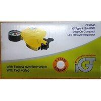 IGT GAS SAFETY DEVICE CUM REGULATOR(Low Peressure Regulator)