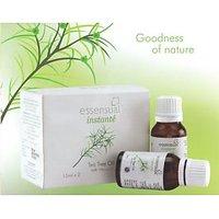 Essensual Instante Tea Tree Oil With Vitamin E 15ml X 2