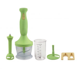 Frendz 3 in 1 Hand Blender with Chopper