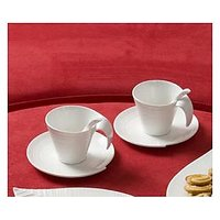 Foglio Cup And Saucer Set Of 6
