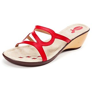 Marc Loire Gracy Muse Red Women Sandal