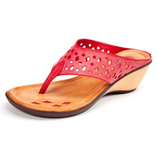 Marc Loire Alpine Rise Red Women Sandal