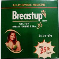 Breast Up Gel (For Tightening And Upliftment) Pack Of 4 Full Course