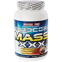 Hardcore Mass XXX - Mass Muscle Gainer / Weight Gainer  - 2 Lbs