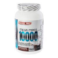 Mega Mass 10000 - Weight Gainer / Increase Muscle Mass - 2 Lbs
