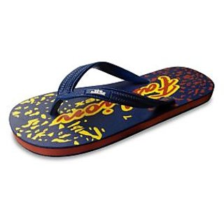 Perky Fashionesta Flippers - Blue