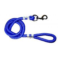 Petsplanet High Quality Nylon Rope Leash- BLUE ( LARGE )